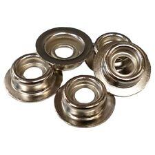 Snap Fastener DOT Stud Stainless Steel Standard Size 100 Pcs.