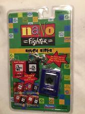 NIP * Playmates * Nano Fighter * Rough Rider * BLUE