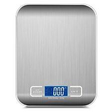 NUEVO 1g-5kg LCD Digital Electrónico Cocina doméstico Balanza comida de Báscula