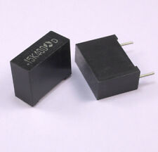 12pcs 0.1uF 400V Thomson Axial Metallized Polyester Film Audio Capacitors NEW