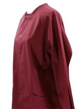 Fashion Seal Scrub Jacket Women's size 3XL Warm Up Cranberry Medical Dental