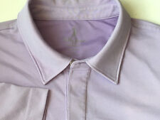 Bobby Jones Men's Golf Polo Shirt Lilac Short Sleeve Outdoors Hiking Activewear