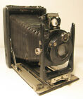 Zeiss Ikon Folding Camera Derval Shutter (1920s)