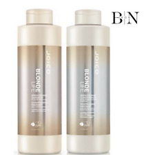 JOICO Blonde Life Shampoo & Conditioner Duo 2 x 1000ml + FREE PUMPS