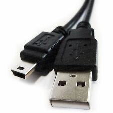 USB 2.0 Type A to Mini 5 Pin Cable 2m