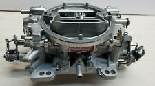 Edelbrock  #1405  Rebuilt carburetor  600 CFM with manual choke