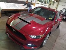 2015-Current Ford Mustang Boss Style Hood Stripe Kit