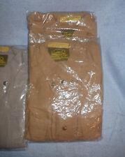 Camel Trophy Adventure Wear Safari Shirt Cargo Button Short Sleeve Cshmr Size XL