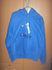 "In good condition ""Love's Story"" sweater with hood *winter/autumn *Free Post"