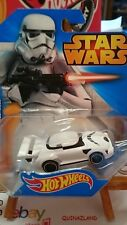 hot wheels Star Wars Stormtrooper (9981)