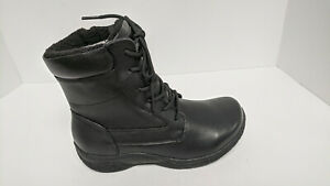 Propet Helena Ankle Boots, Black, Women's 6 4E
