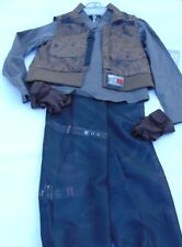 Disney Star Wars Rogue One Kids Cosplay 7/8 Jyn Erso Accessories Included NWT!!!
