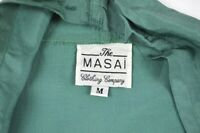 2125 THE MASAI Clothing Lagenlook Shift Smock Tunic Women's Blouse Sz M UK 10