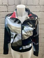 Adidas Women's Originals Track Top Size 8 Superstar Ladies Jacket