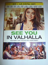 See You in Valhalla DVD family comedy drama movie funeral Sarah Hyland 2015 NEW!