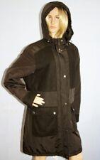 Marks & Spencer Classic Black Mid Length Padded Zip Jacket Coat  Size 20