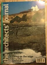 Architects Journal 13 Apr 95 Baggy House Devon Anthony Hudson, Reviving Salford