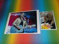 Glen Matlock  Sex Pistols  signed signiert Autogramm auf 20x28 Foto in person