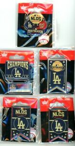L.A. Dodgers 2016 MLB Playoff Pin Choice LA Postseason pins Los Angeles NL West