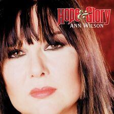 Hope & Glory - Wilson,Ann (2007, CD NEUF)