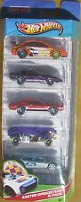 Hot Wheels Limited Edition 2012 Easter Speedsters 5 pack V3846 NEW