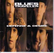 BLUES TRAVELER Defense & Desire PROMO DJ CD Single 1993