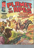 PLANET OF THE APES #6 HIGH GRADE
