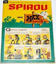 Le journal SPIROU n° 1376 de 1964 magazine sans mini récit Max l'explorateur bd
