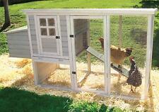 Precision Pet Hen House Chicken Coop HHCoop