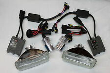 93-97 Camaro Z28 SS RS HID Headlight Conversion Kit w/ Housings