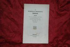 De Honestate Praestantia Gloriae Oratio 1839 - Giuseppe Canali