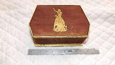Vintage 1920's 30's Watch Bracelet Box