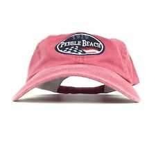 Junior Size - Pebble Beach 1919 Embroidered Baseball Cap Hat Adjustable Cotton