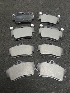 TO FIT  Porsche convertible Carrera 4, 996 FRONT AND REAR DISCS AND PADS