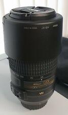Nikon AF-S 55-300mm F4.5-5.6 G VR Telephoto DX ED AF Lens, Mint & Boxed