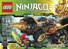 LEGO 70502 - Ninjago - Cole's Earth Driller - NEW