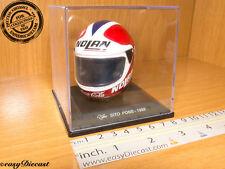SITO PONS MOTO-GP NOLAN HELMET CASCO CASQUE 1/5 1988 COCA-COLA CAMPSA MINT!!!