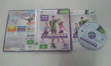 Your Shape Fitness Evolved 2012 Xbox 360 KINECT SENSOR Needed PAL Version