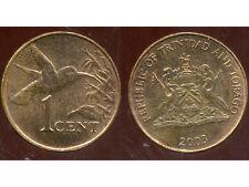 TRINIDAD ET TOBAGO    1  cent  2003   ANM