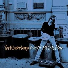 THE WATERBOYS OUT OF ALL THIS BLUE 2 CD (NEW RELEASE 8/09/2017)