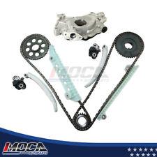 Timing Chain Oil Pump Kit Fits Ford E150 F150 F250 Explorer Expediton  4.6L MOCA