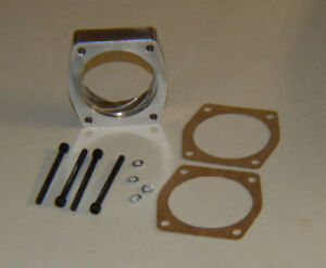 Throttle Body Spacer NISSAN ALTIMA MURANO 2007-2014 3.5L V6 (FITS NISSAN 3.5L)
