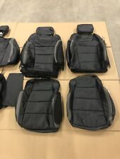 Ford F-150 Raptor Crew Cab 2017 2018 Leather Seat Covers New Take Off New OEM