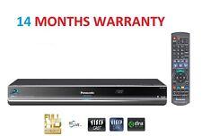 Panasonic Region Free DMR-BW780 Twin Freeview HD 250GB HDD DVD Blu-Ray Recorder