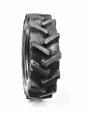ONE 9.5x16, 9.5-16 R1 6 ply Bar Lug Backhoe Kubota Tractor Tire With Tube