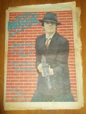 RECORD MIRROR JUNE 3 1978 GOLDIE SHAM 69 SEX PISTOLS CLASH BOB DYLAN STRANGLERS