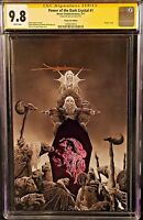 BOOM! Comics POWER OF THE DARK CRYSTAL #1 CGC SS 9.8 Jae Lee PURPLE FOIL Virgin