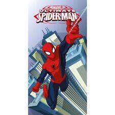 Original Marvel Ultimate Spiderman Toalla de Baño/Toalla / Playa 140x70 Nuevo