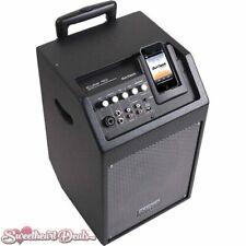 DJ-Tech iCube 90 80W Powered PA Loudspeaker for iPod