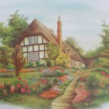 Pimpernel Cork Placemat set of 4 English Country Cottages Vintage England